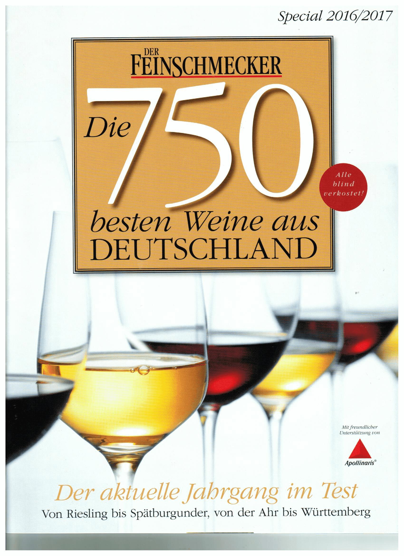 Feinschmecker 750 Besten