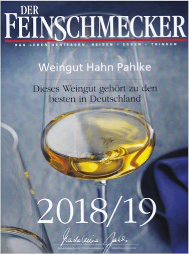 Feinschmecker1819 Hahn Pahlke
